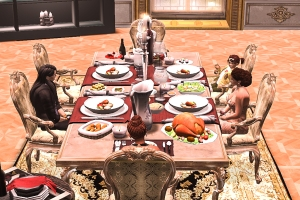 Round the dinner table