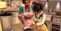 Baking cookies :)