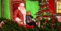 Timmy and Santa