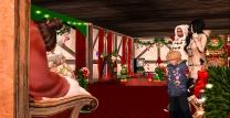Taelor and Santa
