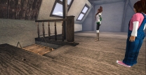 Saying g'bye to the attic
