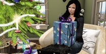 Brianne gets her gift