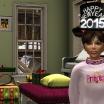Happy New Year from Taelor :)
