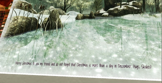Christmas Card from Shakespeare