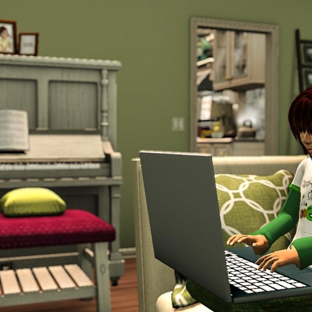 Taelor being a little googler