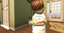 The Birthdaysaur Boy - Siddy