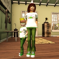 Taelor and Siddy