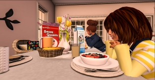 Breakfast with Taelor