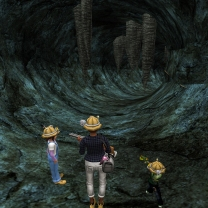 Adventuring together - Taelor, Siddy and Me