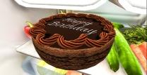 MY CAKE!!