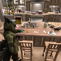 Snapshot _ .The Mistwallow's Residence, Bay City - Falconmoon 11