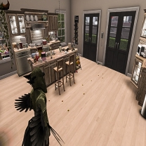 Snapshot _ .The Mistwallow's Residence, Bay City - Falconmoon 6