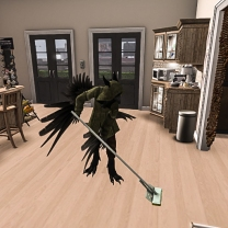Snapshot _ .The Mistwallow's Residence, Bay City - Falconmoon 8
