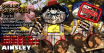 Bay City Dolls Advert - Ainsley