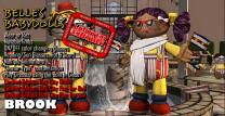 Bay City Dolls Advert - Brook