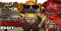 Bay City Dolls Advert - Casey