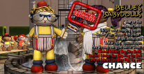 Bay City Dolls Advert - Chance