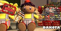 Bay City Dolls Advert - Dakota