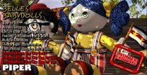 Bay City Dolls Advert - Piper