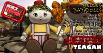 Bay City Dolls Advert - Teagan