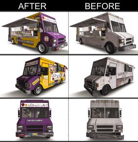 The Truck Comparison 1