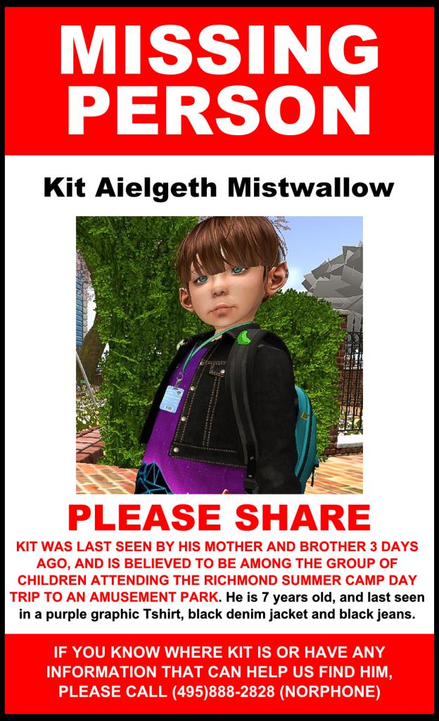 Kit is Missing